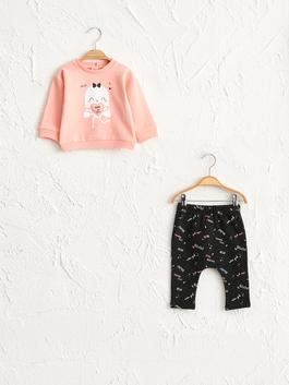 PINK - 2-pack Baby Girl's Set