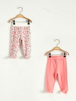 ECRU - 2-pack Baby Girl's Set