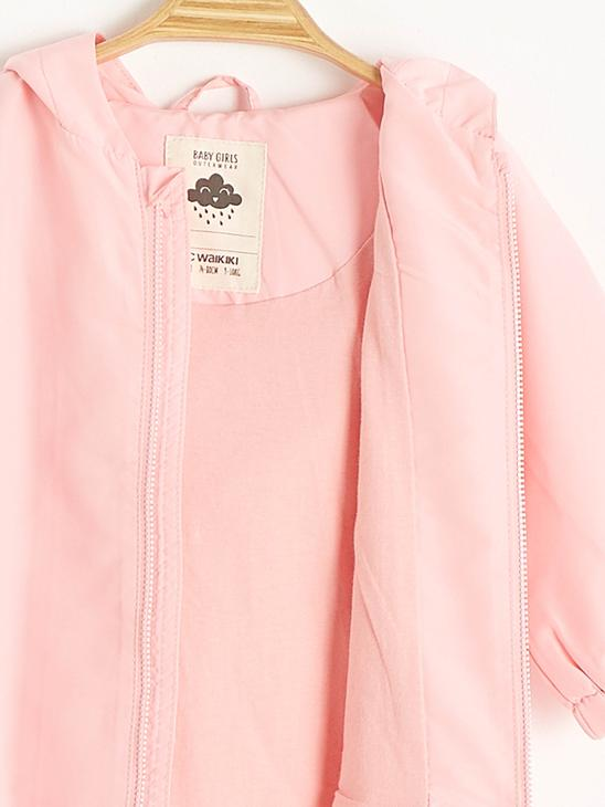 PINK - Baby Girl's Zip-Down Short Coat - S11006Z1