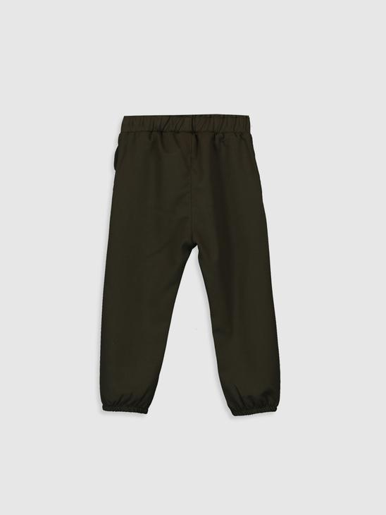 KHAKI - Girl's's Jogger Trousers Mother and Daughter Matching - 9WS915Z4