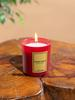 WHITE - Christmas Themed Decorative Candle - 0WHT40Z8