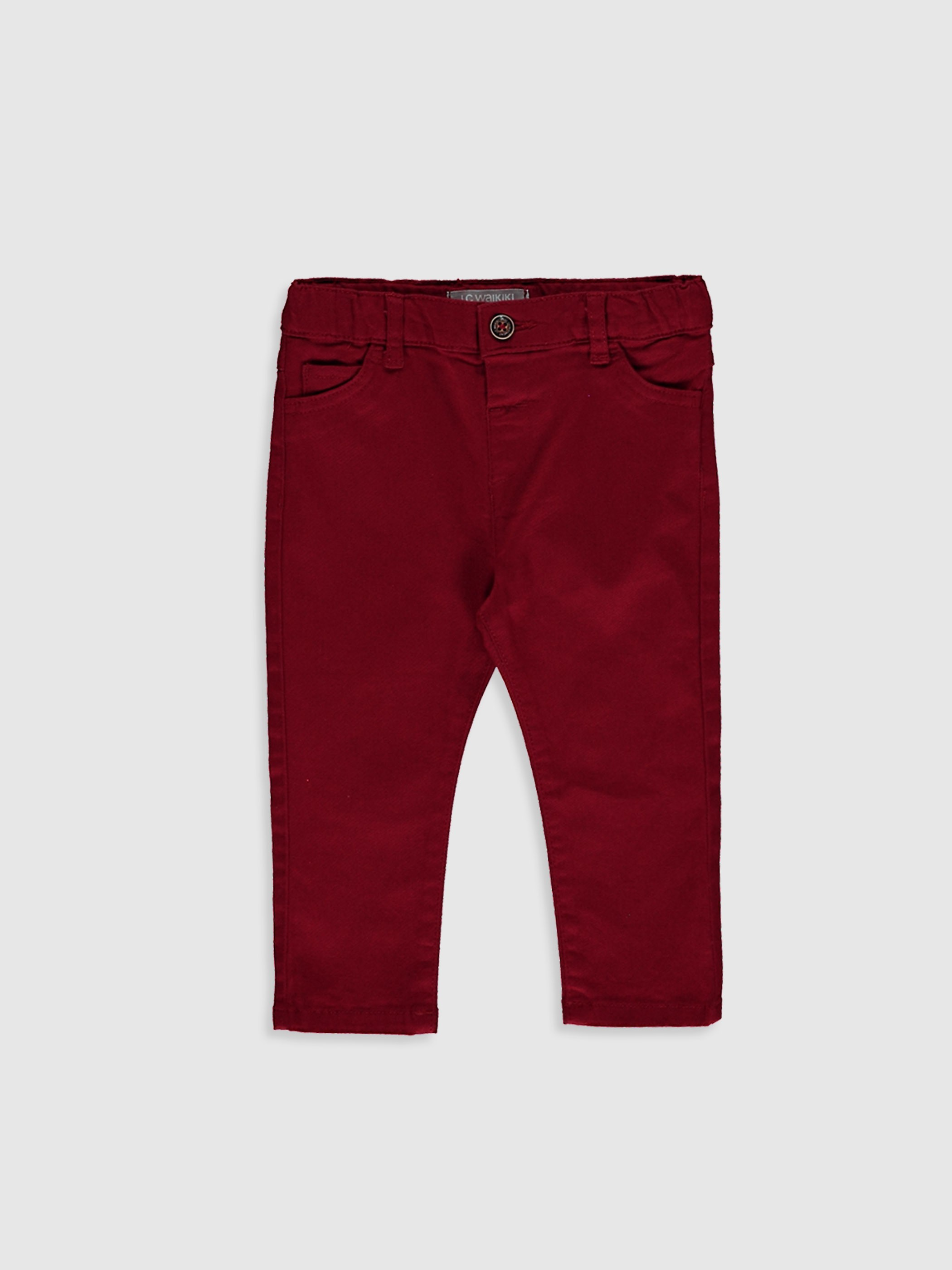 RED - Baby Boy's Cotton Trousers - 0SQ605Z1