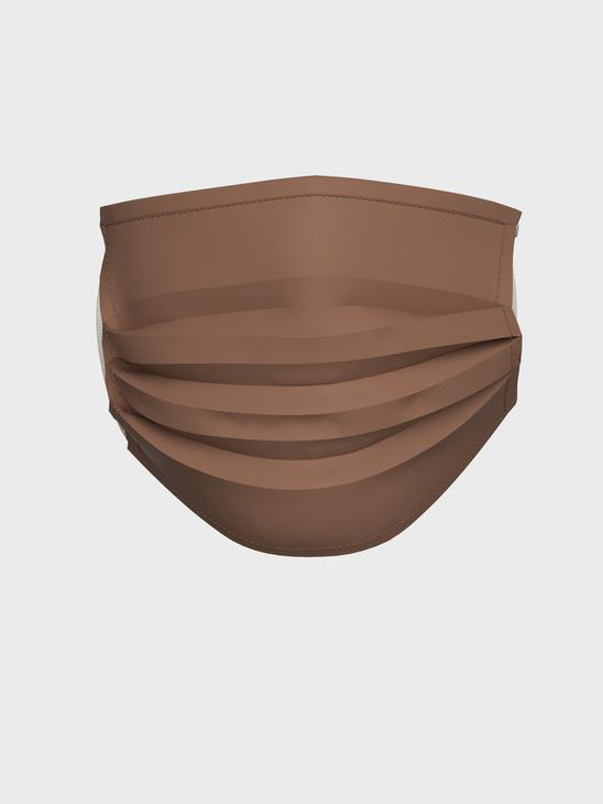 BROWN - Washable Face Mask - 0SBB25Z8