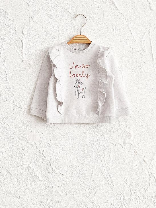 ECRU - Baby Girl's T-Shirt and Trousers - 0WBD81Z1