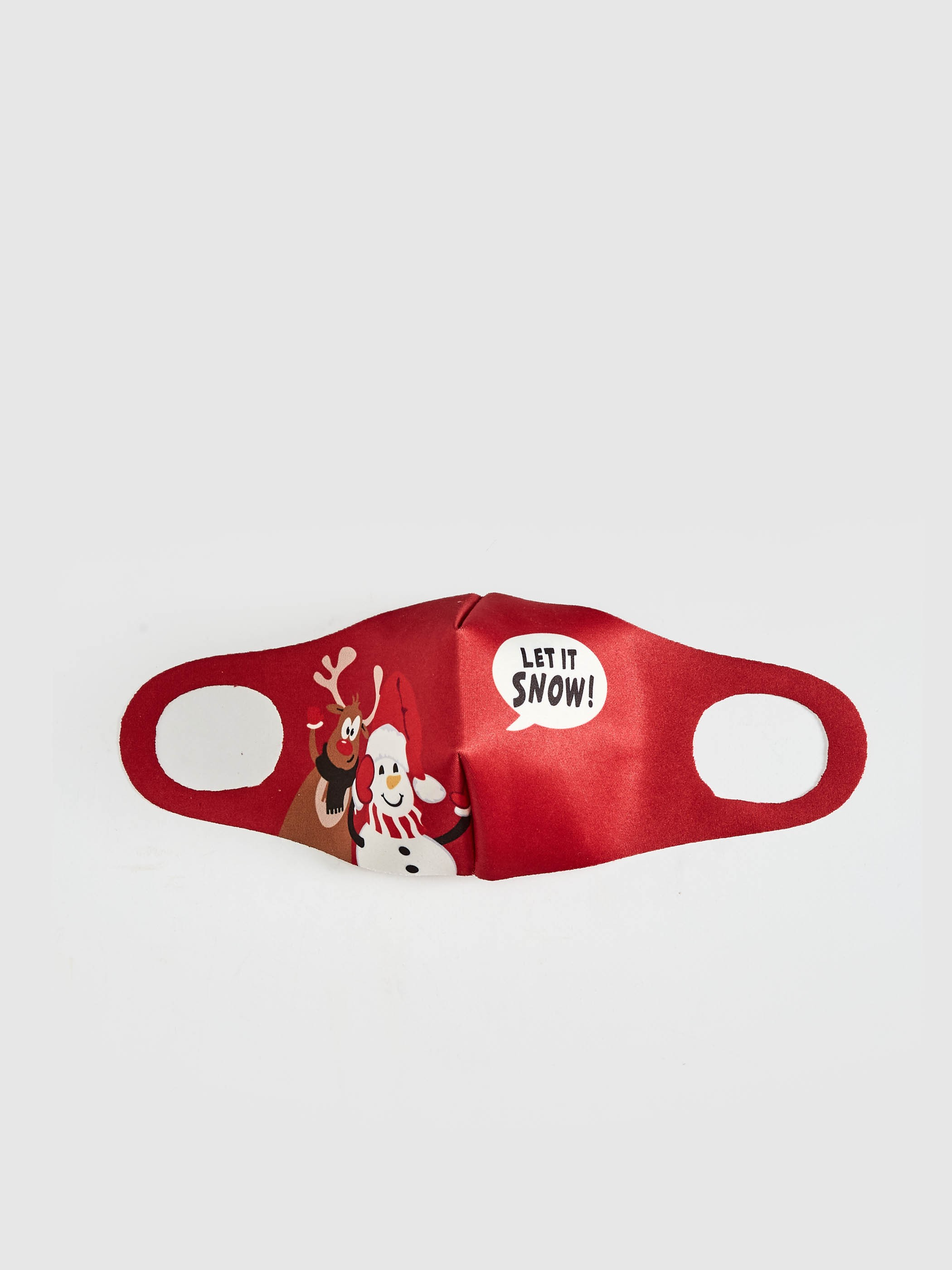 RED - Washable Face Mask - 0WJ649Z8