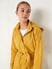 YELLOW - Lightweight Raincoat with Hood - S12306Z8