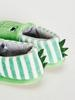 GREEN - Baby Boy Embroidered Home Slippers - 0WII53Z1