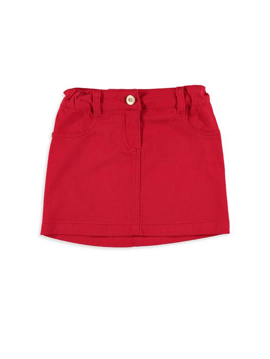 RED - Skirt - 7Y0104Z4