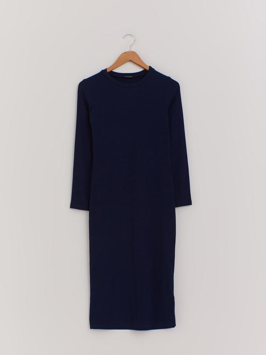 NAVY - Straight Fit Maxi Dress - 0WES90Z8