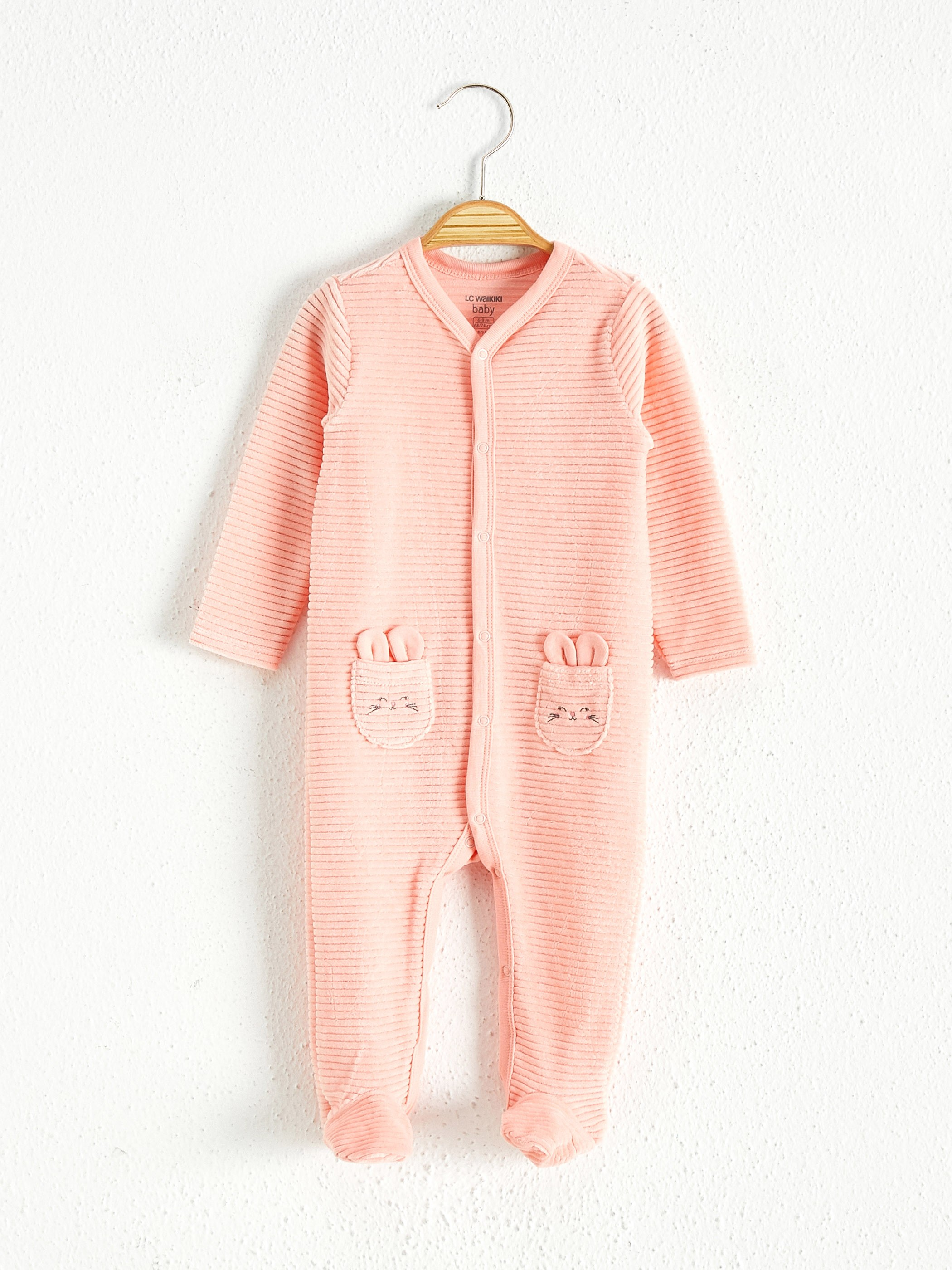 PINK - Baby Girl's Jumpsuit - 0W8284Z1
