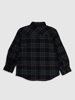 RED - Boy's Chequered Shirt - 0WH692Z4