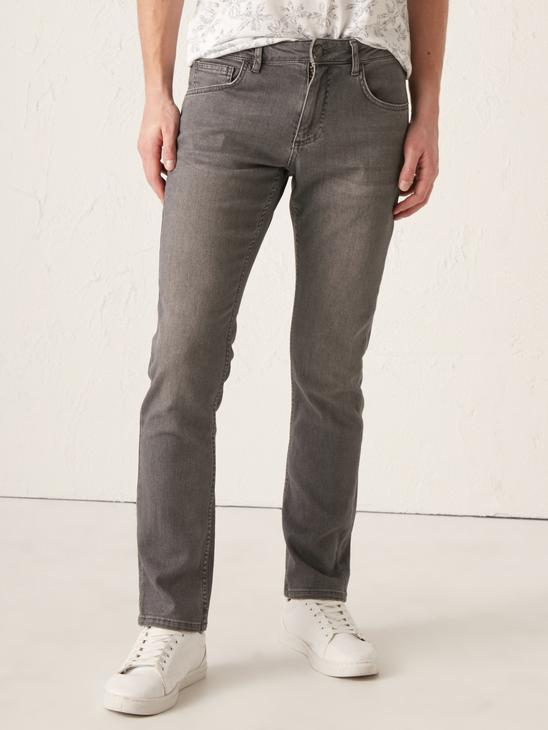 GREY - 750 Slim Fit Jeans - S1BF19Z8