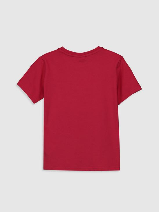 RED - T-Shirt - 0SK414Z4