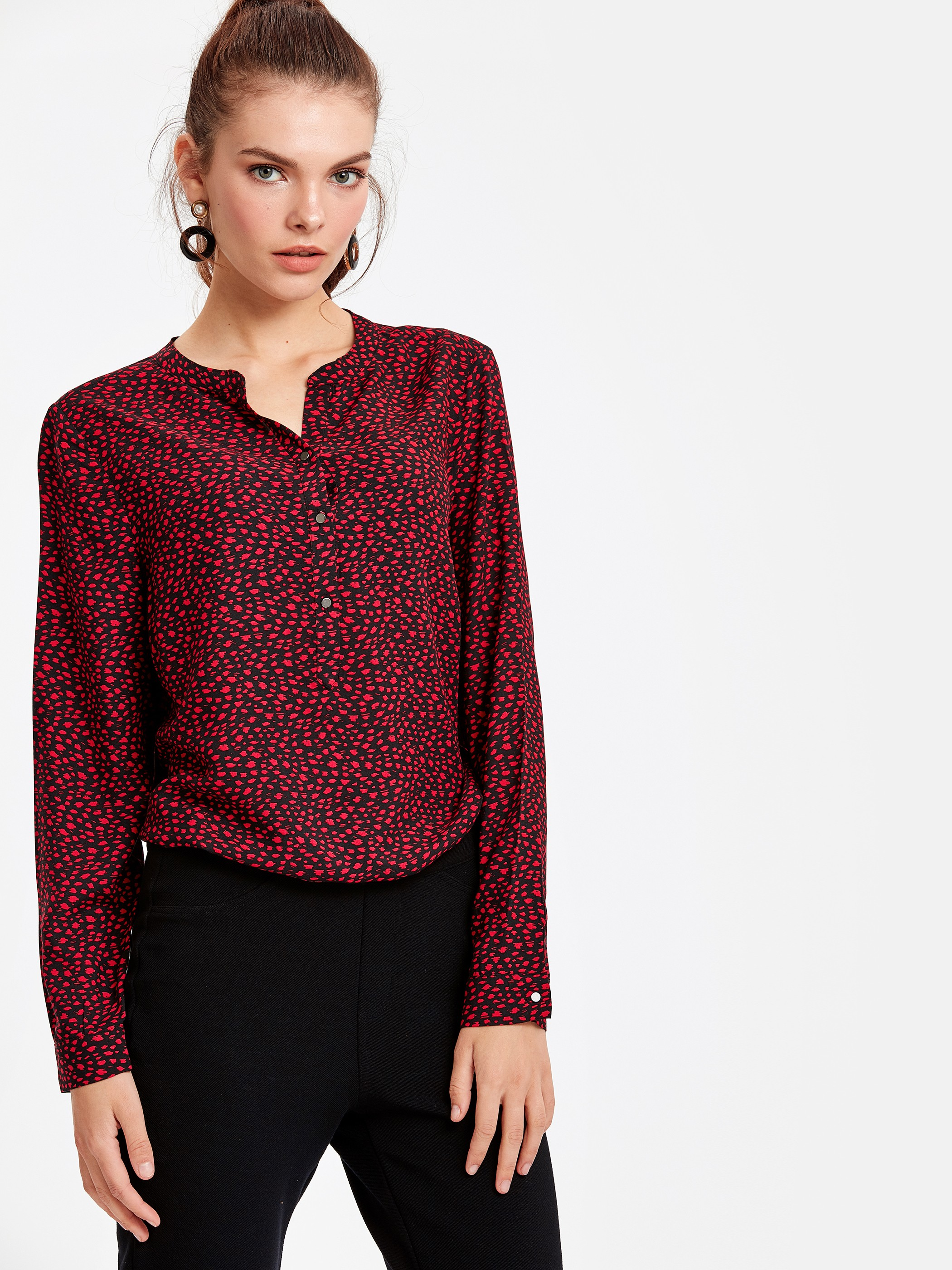 RED - Blouse - 8WL809Z8