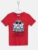 RED - T-Shirt - 8SK207Z4