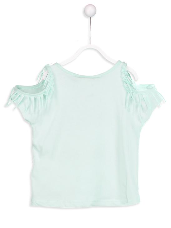 TURQUOISE - T-Shirt - 8SK835Z4