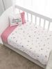 RED - Baby Duvet Cover Set - 8SA358Z1