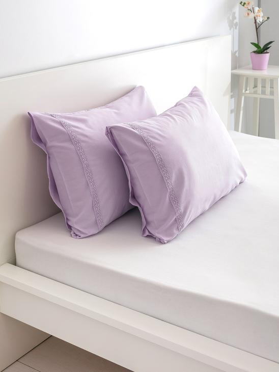LILAC - Pillow Case - 8SA415Z8