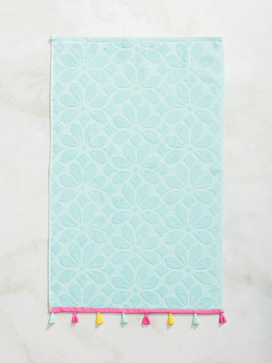 TURQUOISE - Face Towel - 8SA580Z8