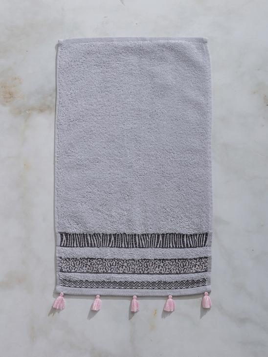 GREY - Hand Towel - 8SA578Z8