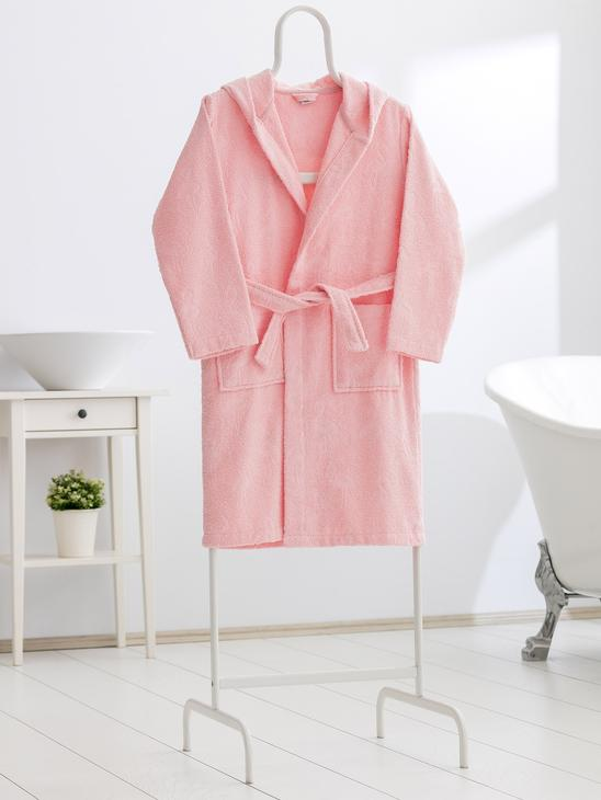 PINK - Kids Bathrobe - 8SB042Z4