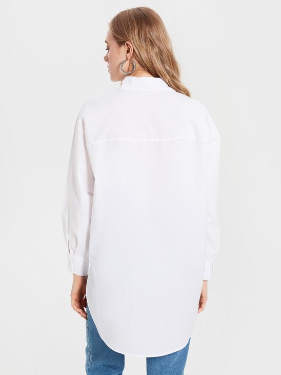 WHITE - Shirt - 9WB513Z8