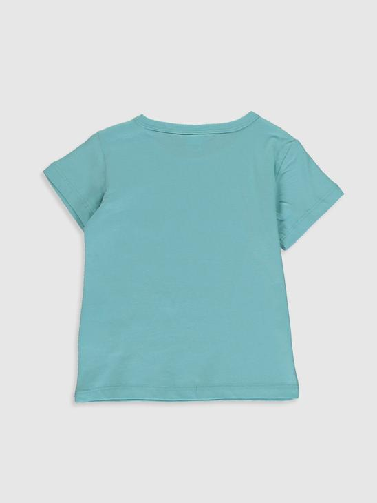 GREEN - T-Shirt - 0SD548Z1