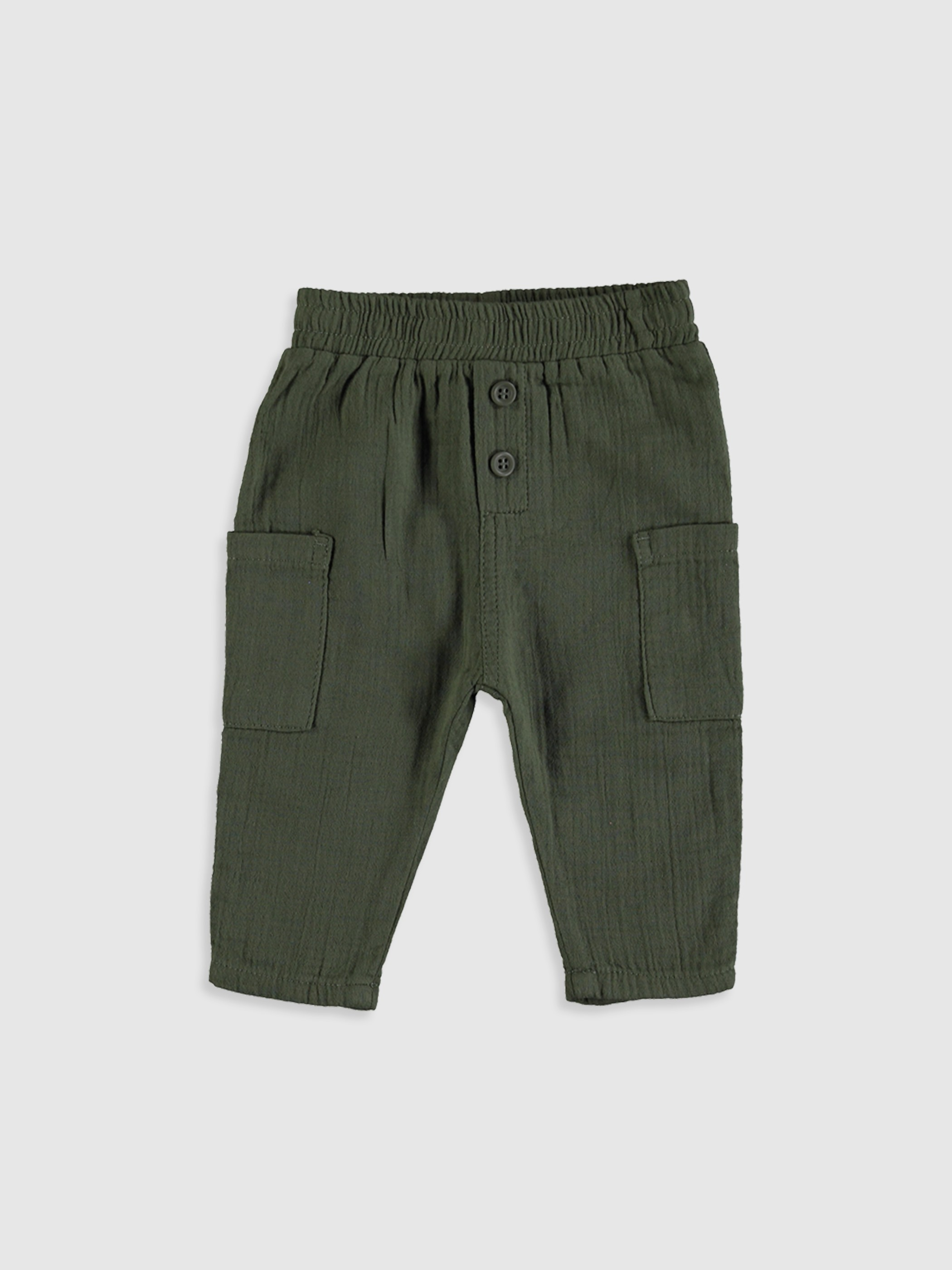 GREEN - Trousers - 0SD589Z1