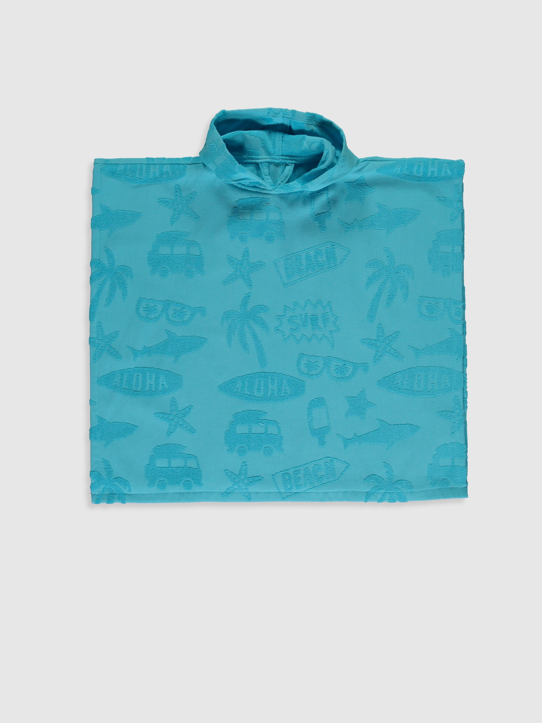 BLUE - Beach Towel - 0SE175Z4