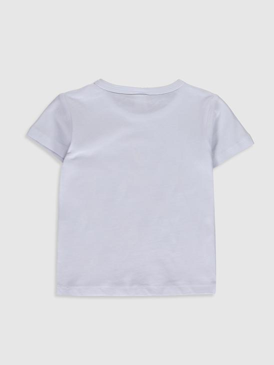 WHITE - T-Shirt - 0SF023Z1