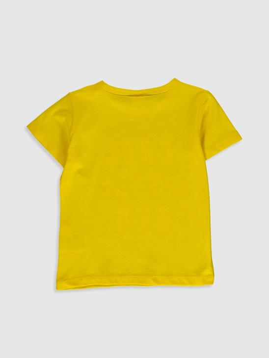 YELLOW - T-Shirt - 0SE913Z1
