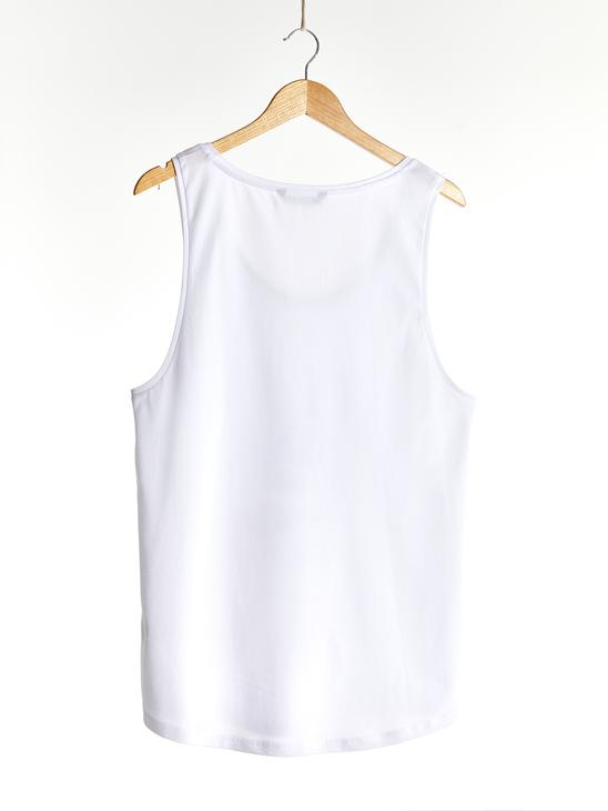 WHITE - Tank Top - 0SF230Z8