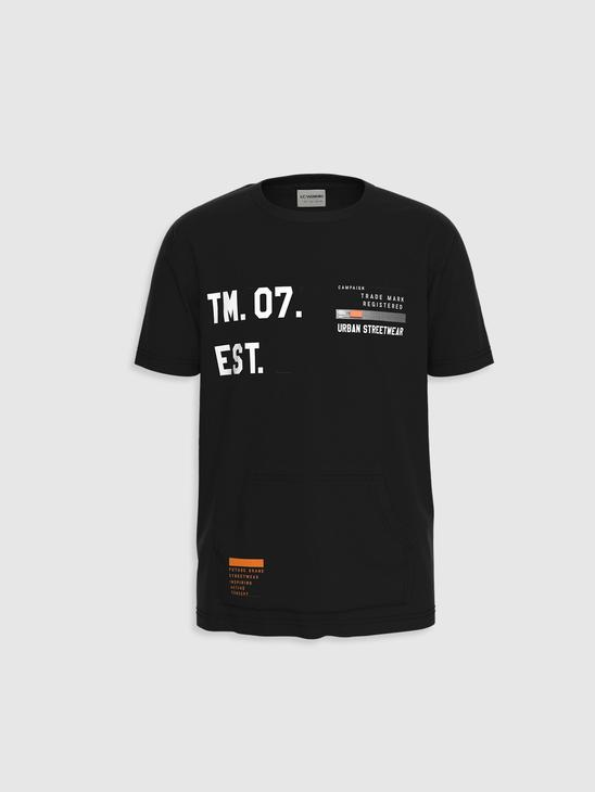 BLACK - T-Shirt - 0SF633Z4