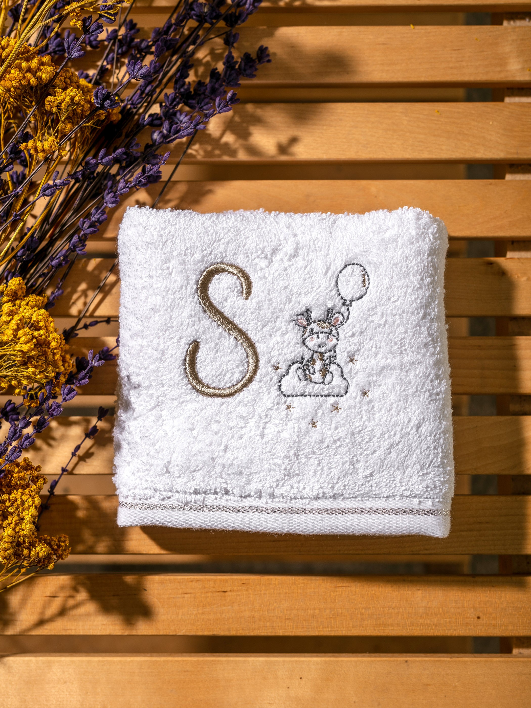 ECRU - Kids Towel - 0SP026Z4