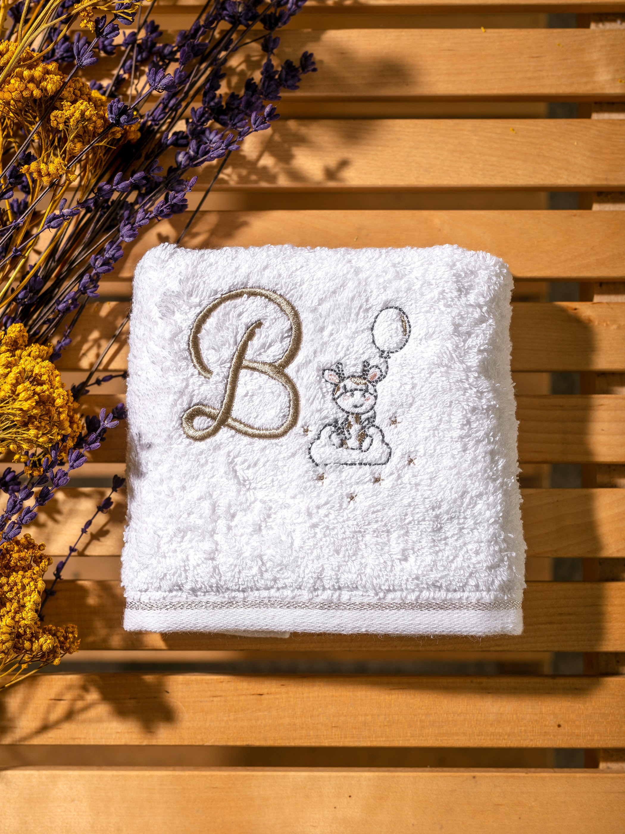 ECRU - Kids Towel - 0SP020Z4