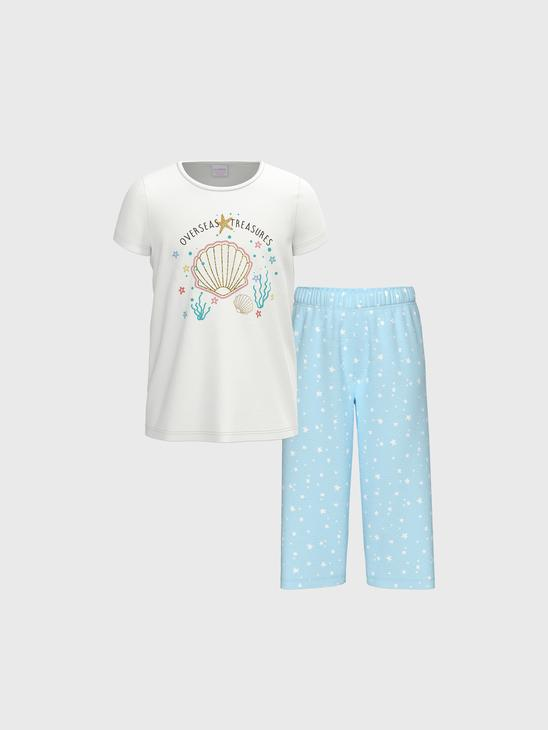 ECRU - Pyjamas Set - 0SQ833Z4