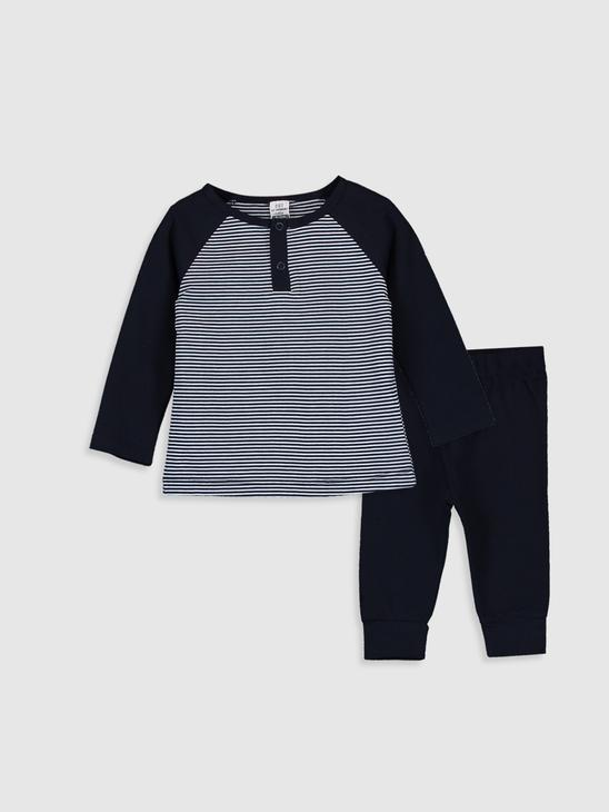 NAVY - Pyjamas Set - 0SS398Z1