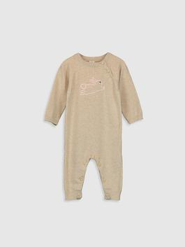 ECRU - Baby Girl's Jumpsuit