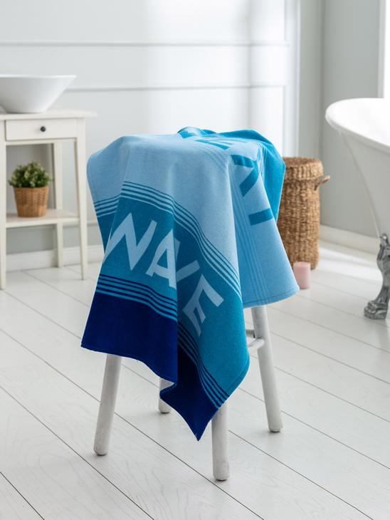 BLUE - Bath Towel - 0ST125Z8