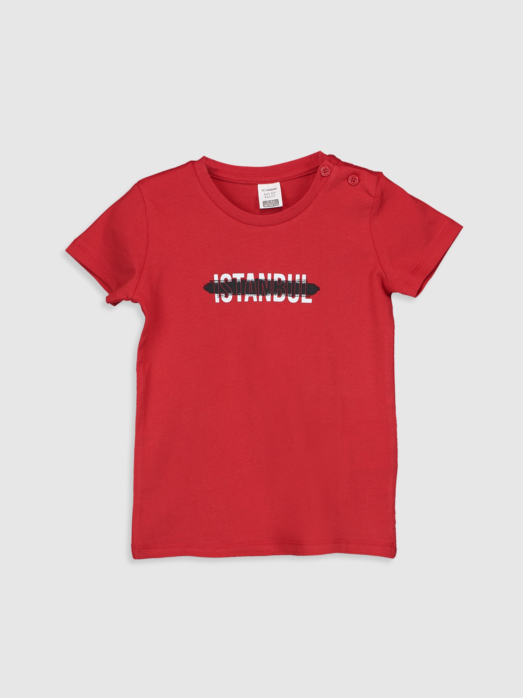 RED - T-Shirt - 0ST261Z1