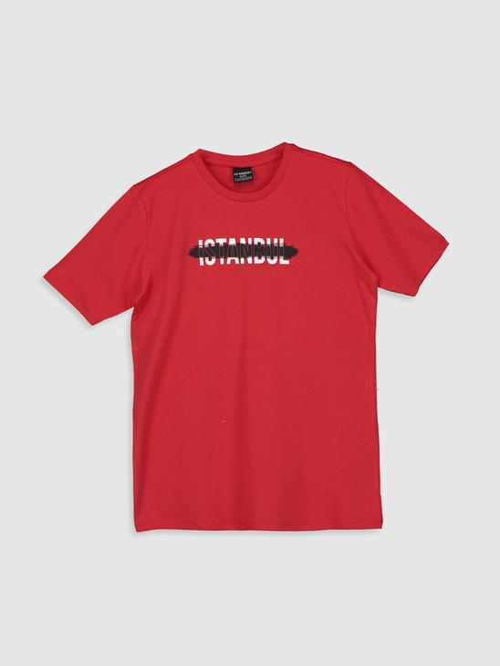 RED - T-Shirt - 0ST260Z4