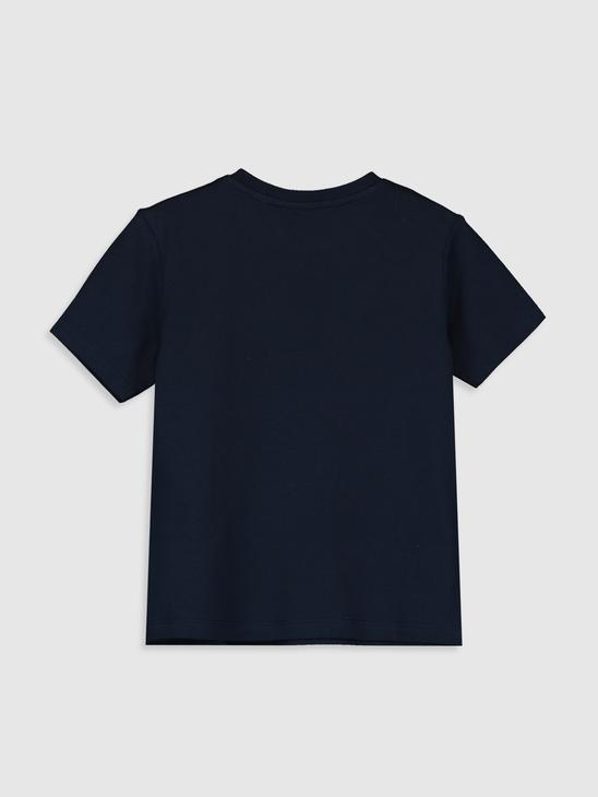 NAVY - T-Shirt - 0ST558Z1