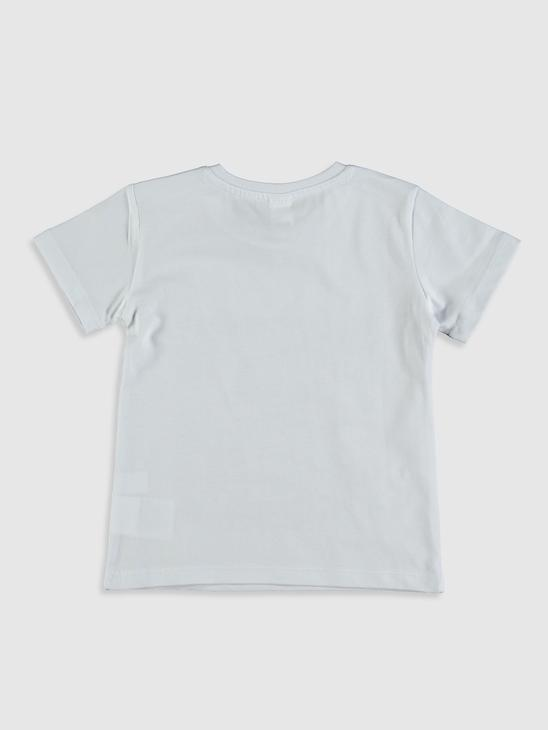 WHITE - T-Shirt - 0ST528Z1
