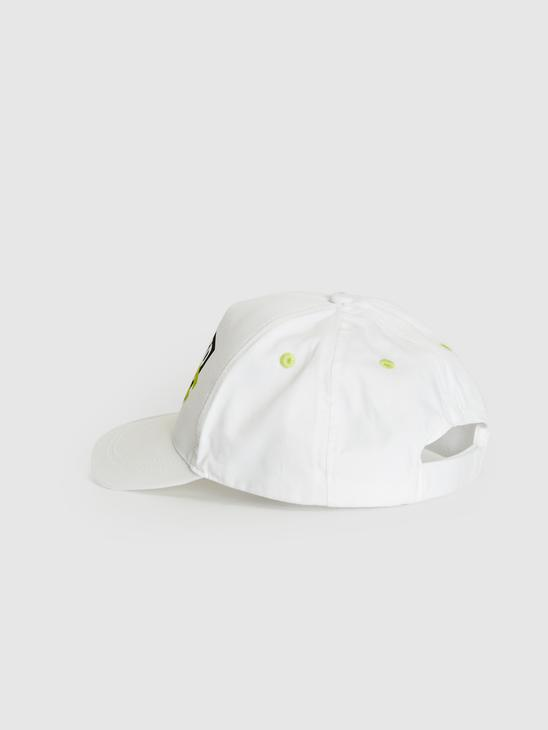 WHITE - Boy's Printed Hat - 0SU168Z4
