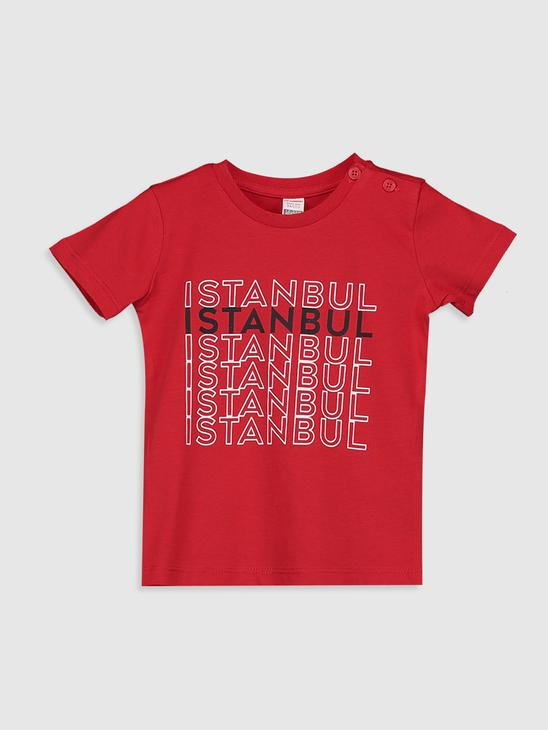 RED - T-Shirt - 0SU697Z1
