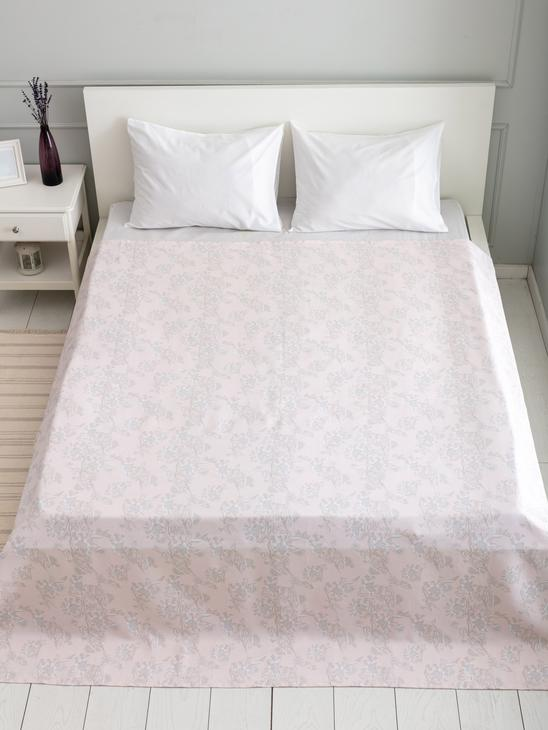 PINK - Double Coverlet - 0SU837Z8