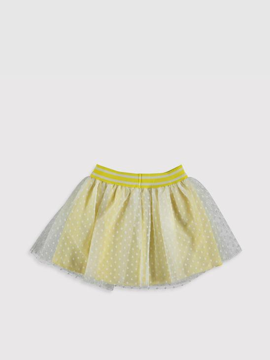 YELLOW - Skirt - 0SV644Z1