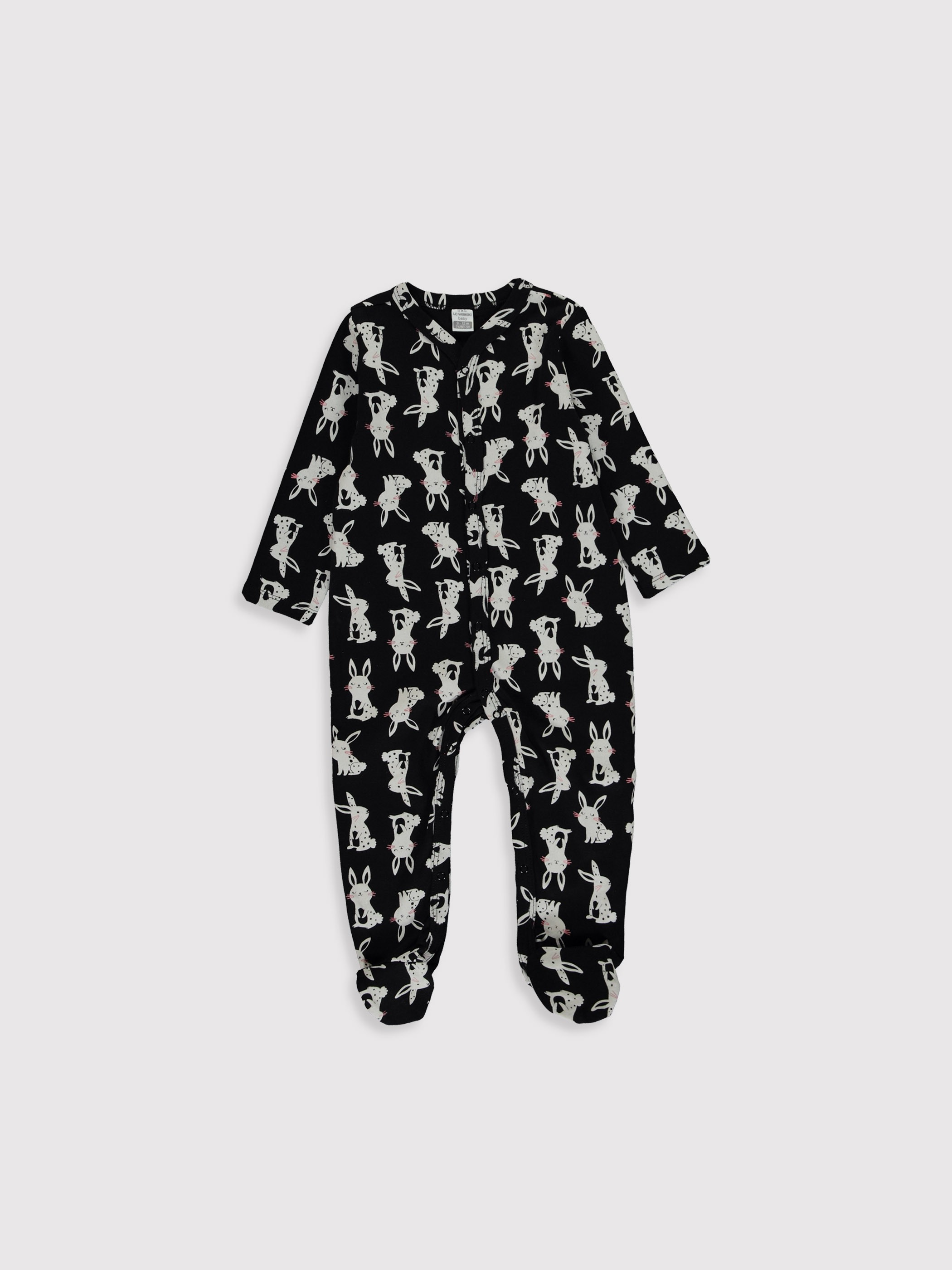 BLACK - Jumpsuit - 0SY018Z1