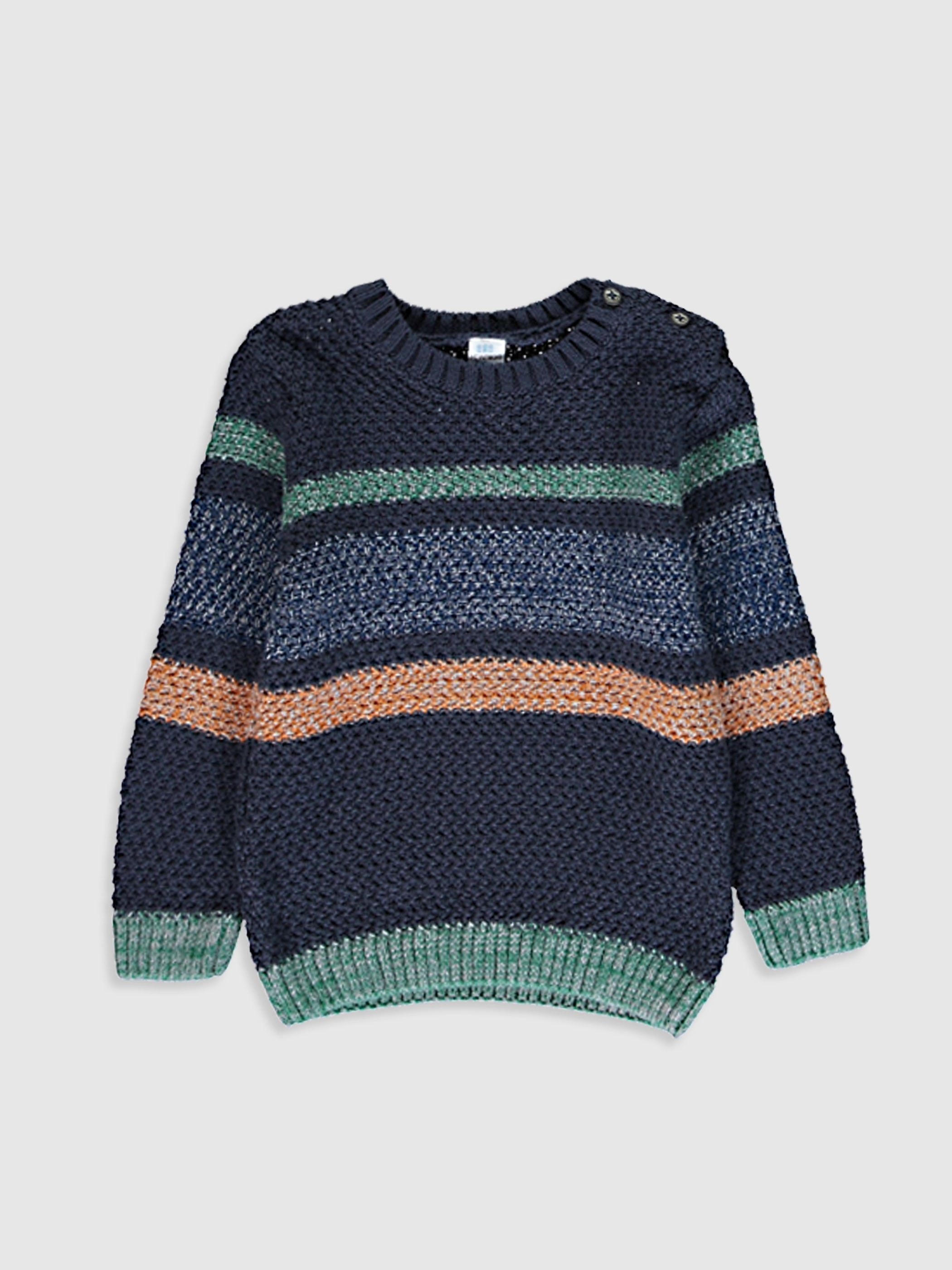 GREEN - Baby Boy's Tricot Jumper - 0WH251Z1