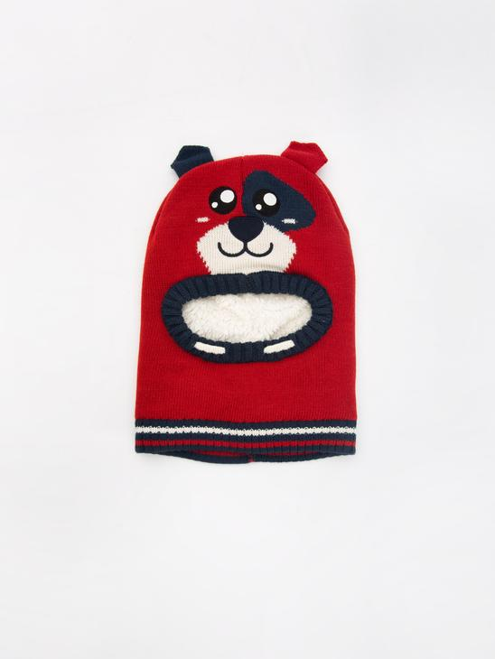 RED - Beret - 8W9067Z4